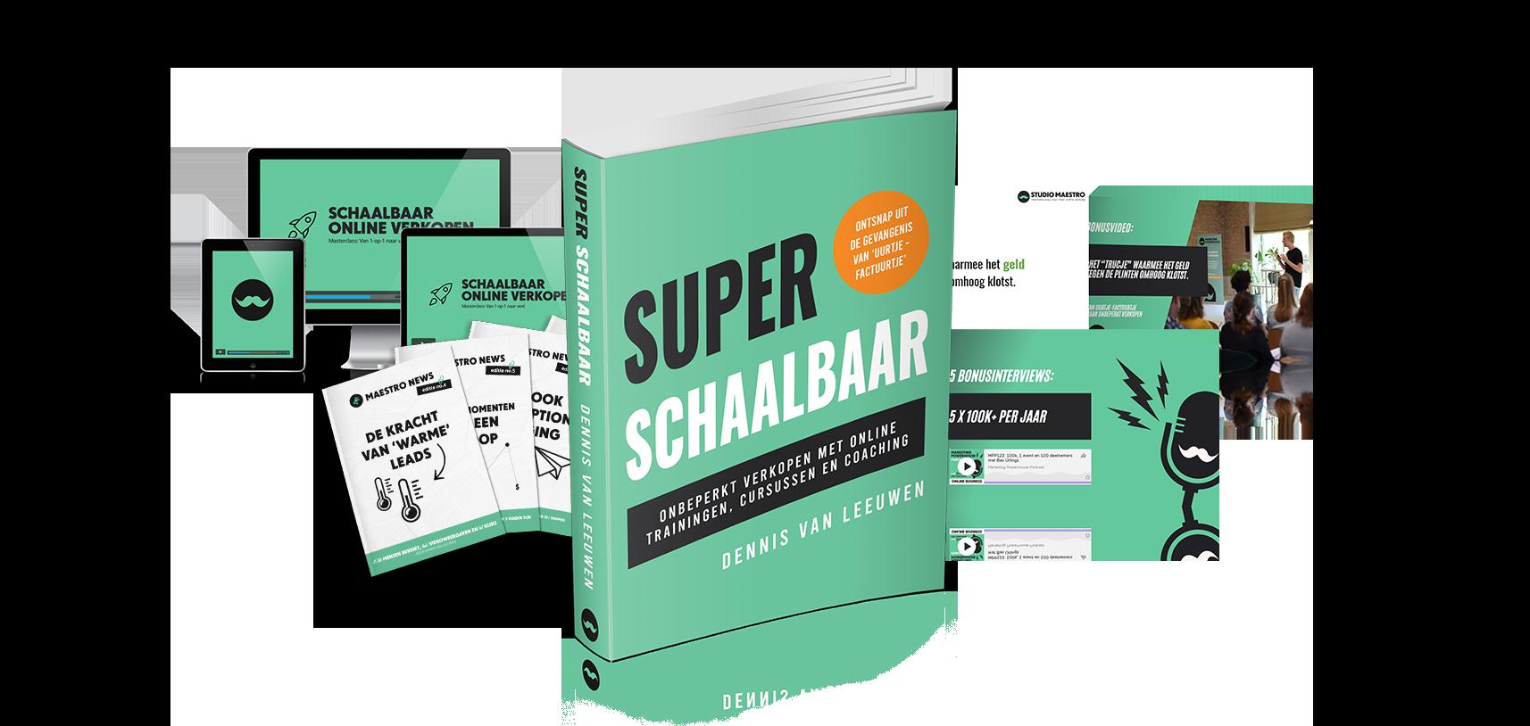 Boek-Super-Schaalbaar