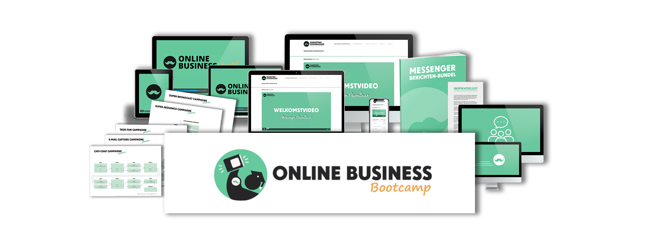Online Business Bootcamp